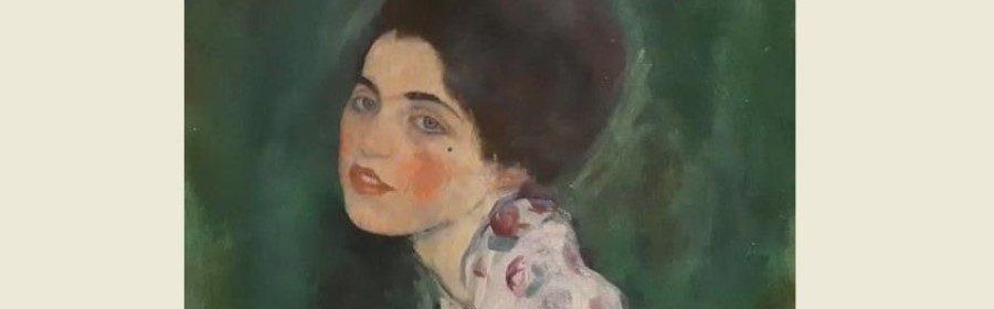 """""""Ritratto di signora"""" di Gustav Klimt"""
