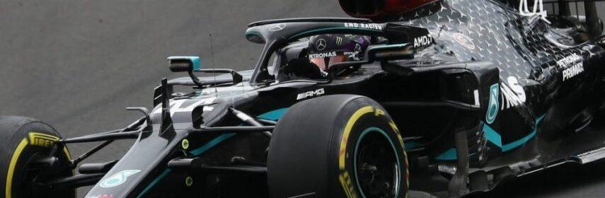 Hamilton Spa Francorchamps