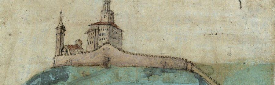 immagine cartolina Udine