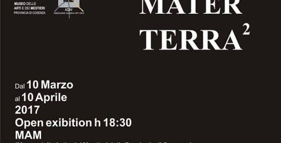 11 aprile Mater Terra2-Locandina