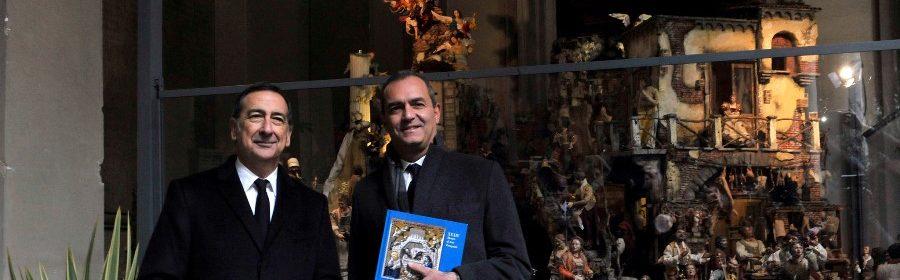 Inaugurazione del Presepe a Palazzo Marino