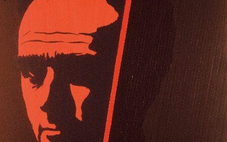 5-CARLO GAJANI Autoritratto 1966