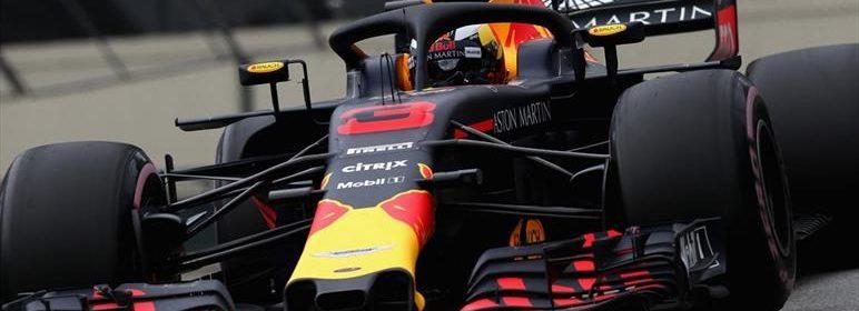 Ricciardo a monaco