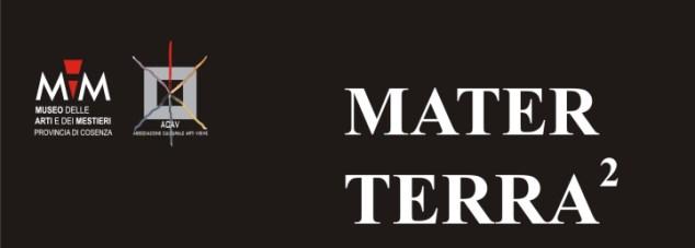 - 8 marzo Mostra collettiva Mater Terra - Locandina
