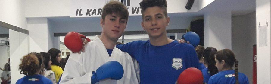 Karate Michele Aliperta