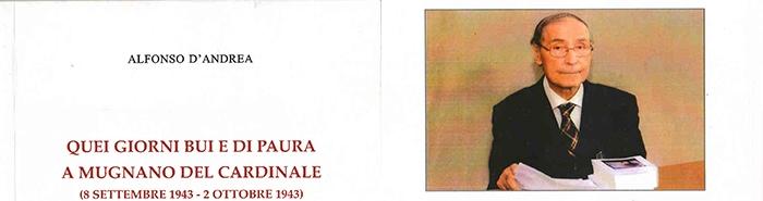La vecchia guerra nel volume di alfonso d andrea wwwitalia - La finestra di fronte andrea guerra ...