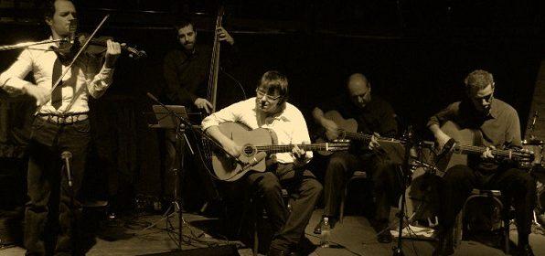 Alma at Jazz Club Ferrara