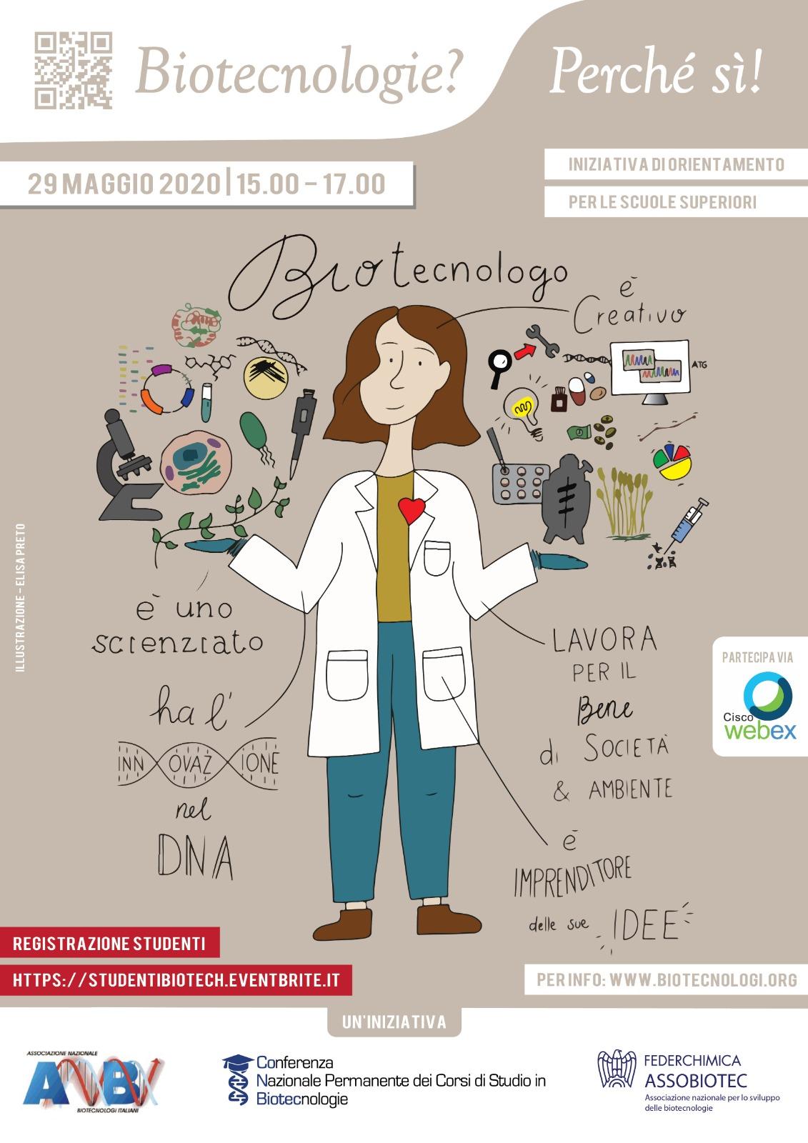 Biotecnologie si grazie studenti