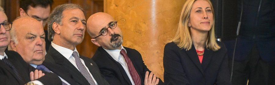Bruno Dalla Piccola, Antonio Pignataro, Giovanni Lo Storto, Simona Agnes