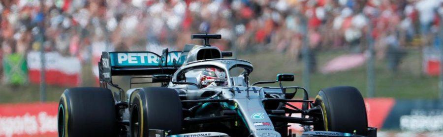 Lewis Hamilton Hungaroring