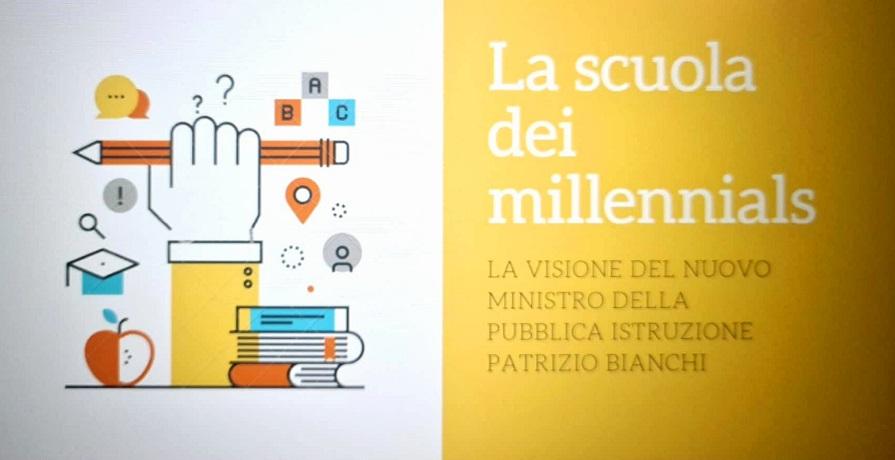 Nello specchio della scuola di Patrizio Bianchi. La recensione di WWWITALIA