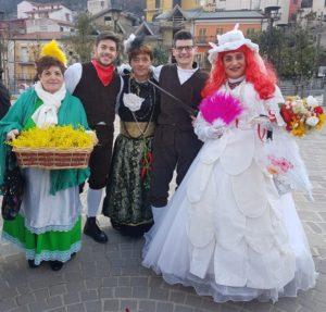 Carnevale montefortese 2019