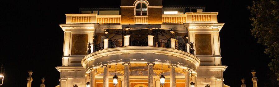 Casina Valadier - Inaugurazione - Alberto Della Porta