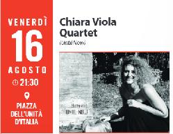 Chiara Viola Quartet_Viterbo