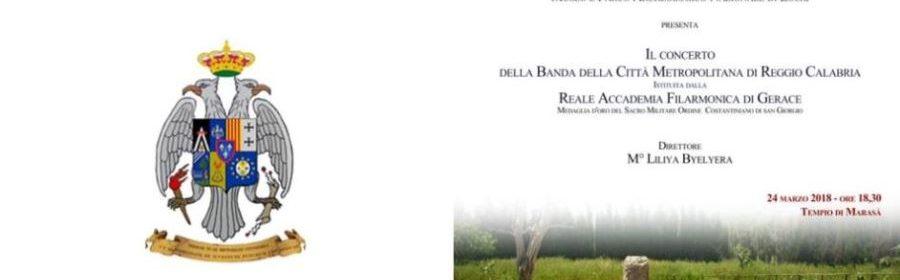 Concerto bandistico Calabria