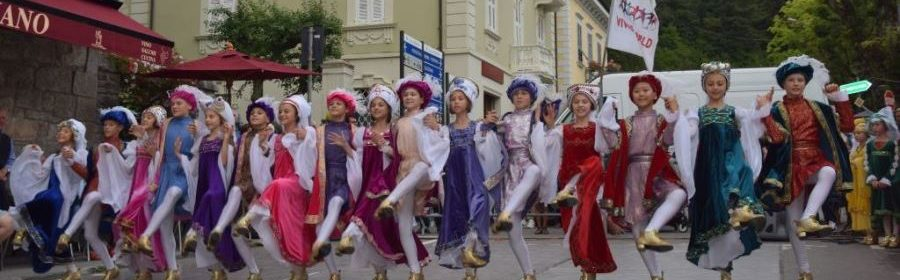 Festival internazionale dei giovani Piacenza