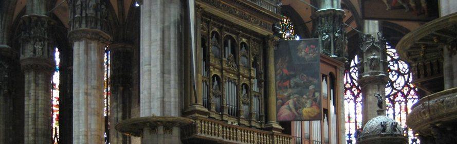 La passione secondo san marco di bach al duomo di milano for Compositore tedesco della musica da tavola