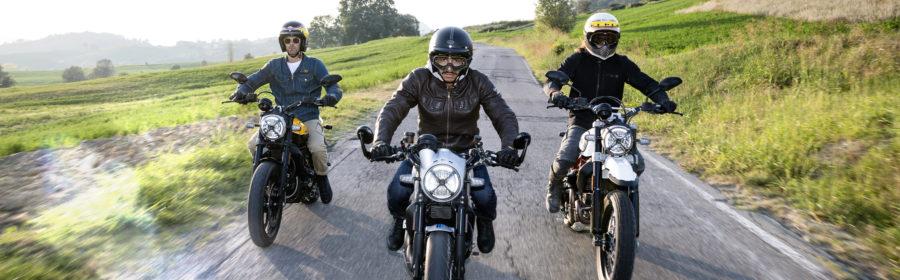 Ducati Scrambler ambience
