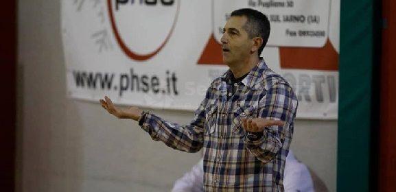 Enzo Patrizio (foto Mazza)