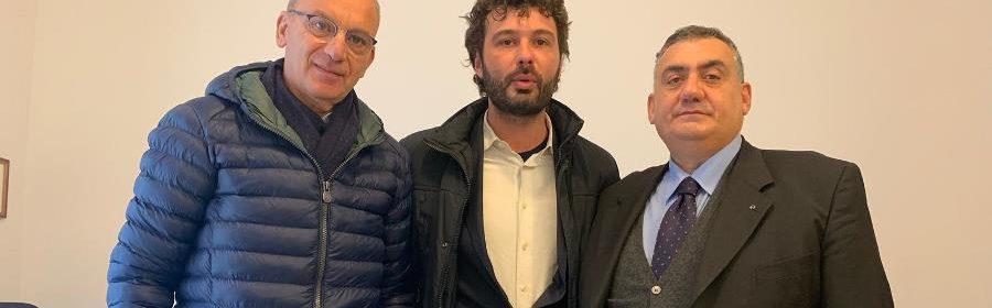 Firma Mosaic - da sin Gaetano Oliva Disertino Piano, Antonio Limone