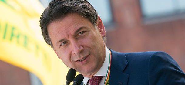 Giuseppe Conte Presidente Consiglio