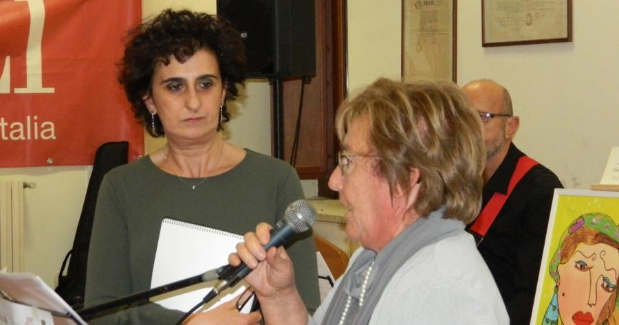 MARIA PAOLA BATTISTA E GAETANA AUFIERO