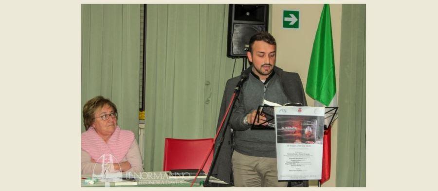 Altra presentazione irpina per Il Normanno, è la volta della Biblioteca Provinciale di Avellino