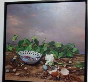 Il dipinto di Luigi Grassia