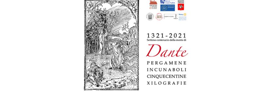 Dante, la mostra all'Archivio di Stato di Siena