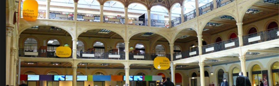Istituzione biblioteche Bologna