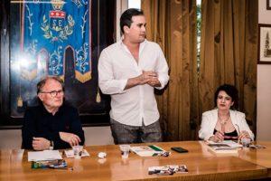 Luca D'Amore Cantore con Pasquale Giuditta e Donatella De Bartolomeis