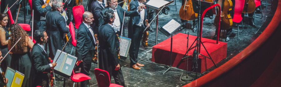 Luci_concerto finale Torino_Regio_Chailly_Rachlin_ Filarmonica Scala_21.09_ph. Alessandro Bosio