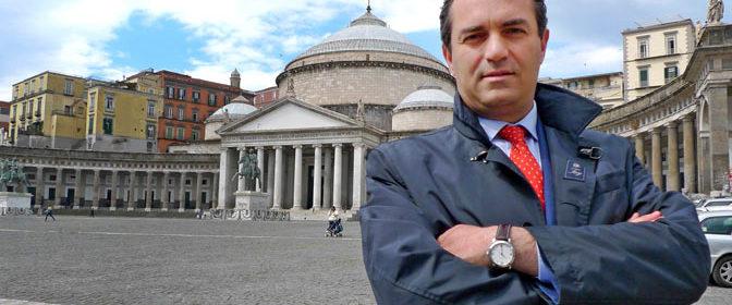 Luigi de Magistris Sindaco Napoli