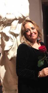 L'autrice Maria Primerano