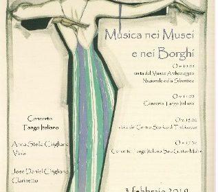- Musica nei Musei e nei Borghi