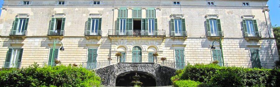 Napoli Villa Floridiana