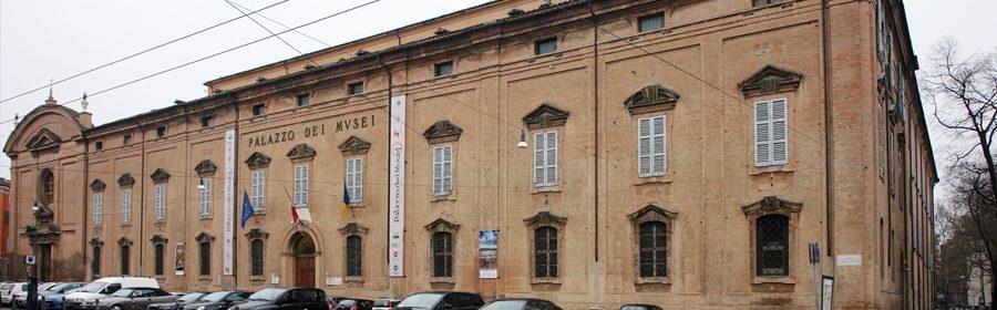Palazzo dei Musei Modena