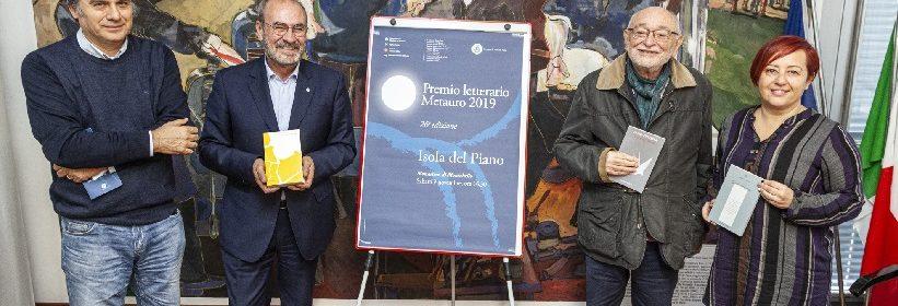 Presentazione in Provincia del Premio Metauro