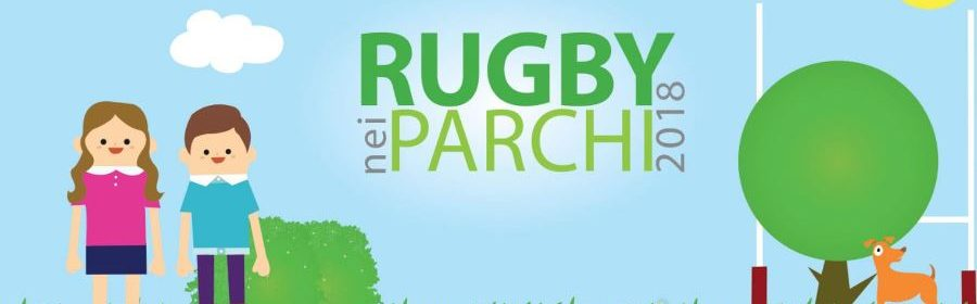 Rugby nei parchi 2018