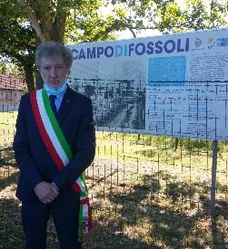 Sergio Pecorara a Fossoli