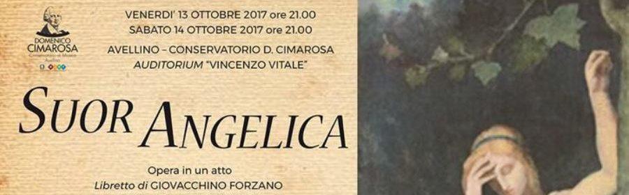 Suor Angelica - Locandina