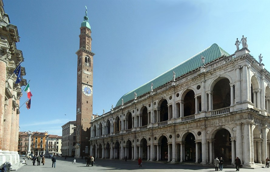 Vicenza-Pforzheim , il gemellaggio
