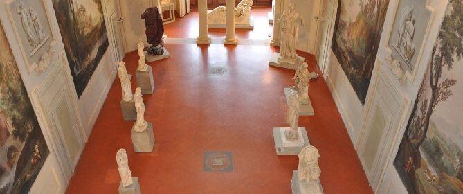 Villa Corsini a Castello - Salone