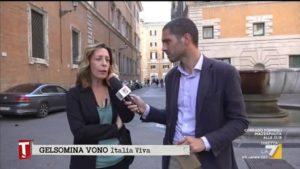 Gelsomina Vono Italia Viva