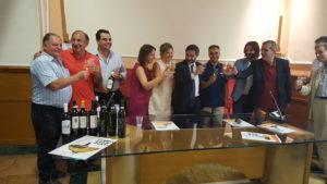 conferenza stampa Fiano Love Fest