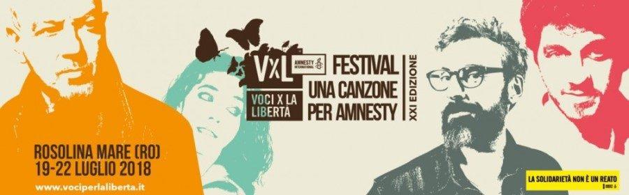 festival Amnesty