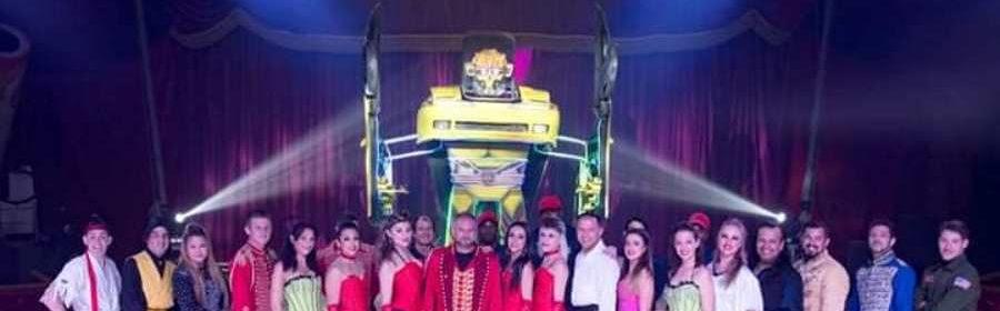 il team del circo