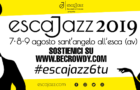 locandina crowdfunding Escajazz 2019