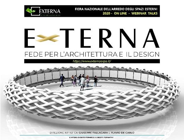 Gli architetti e la pandemia, un webinar ad Externa