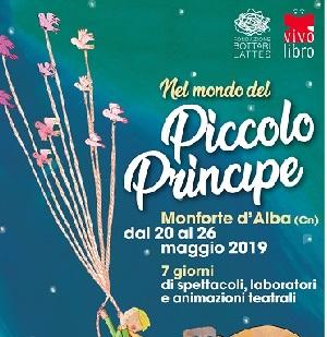 Il mondo del Piccolo Principe nelle Langhe tra teatro, musica, arte e scenografie a cielo aperto